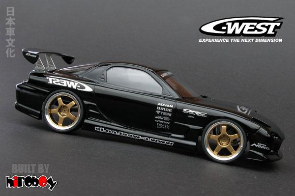 Build A Honda >> C-West Mazda RX-7