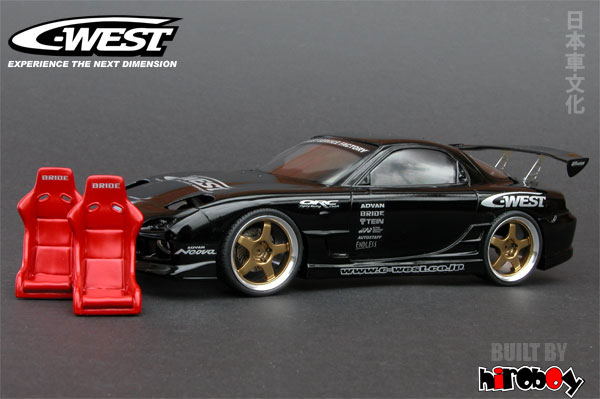 C West Mazda Rx 7