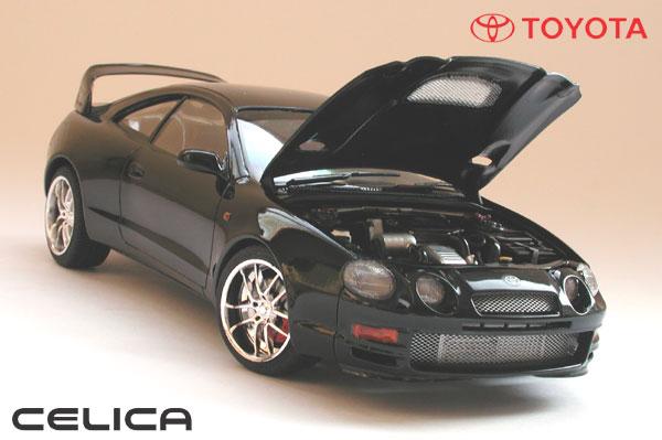 2003 Toyota Celica Gt >> Tamiya 1:24 Toyota Celica GT Four