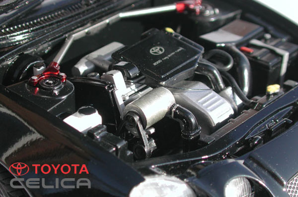 Subaru Aftermarket Parts >> Tamiya 1:24 Toyota Celica GT Four