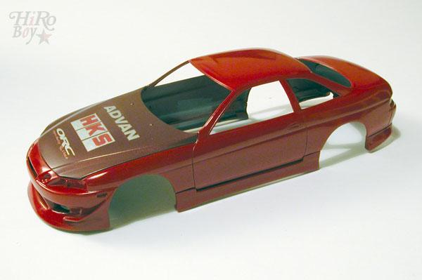 1:24 Toyota ADVAN/Vertex Toyota JZ30 Soarer